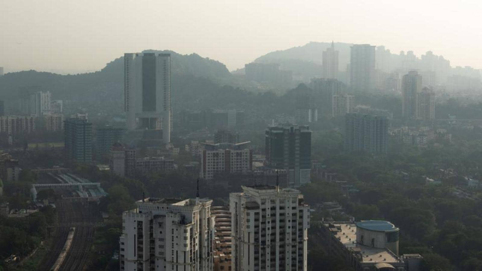 Mumbai records large variation in day and night temperatures