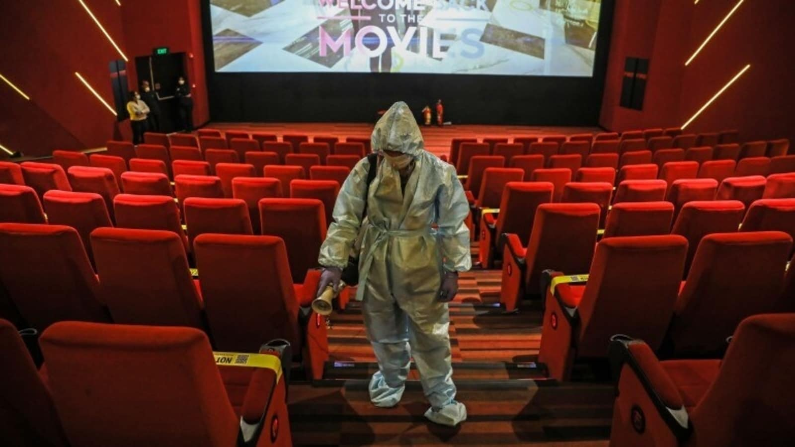 Mumbai: Cinema halls, auditoriums, amusement parks to reopen today; check SOPs