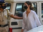 Ananya was late by at least two hours on both days of questioning.(AFP)