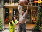 Rani Mukerji and Saif Ali Khan in a new still from Bunty Aur Babli 2.