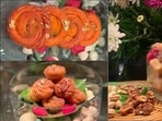 Recipe: Whip up paneer jalebi, shakkarpara, balu shahi at home this festive week(Executive Chef Amit Wadhera, The Park, New Delhi)