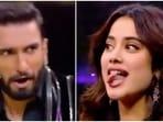 Ranveer Singh felt uneasy on seeing Janhvi Kapoor's special talent.
