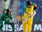 AUS vs SA T20 World Cup 2021 Highlights: Australia beat South Africa by 5 wickets.(AP)