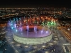 FIFA World Cup Qatar 2022 venue Al Thumana Stadium is unveiled