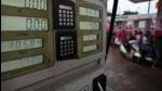 File photo: Petrol price displayed on a fuel pump at a petrol station in New Delhi. (Raj K Raj / Hindustan Times)