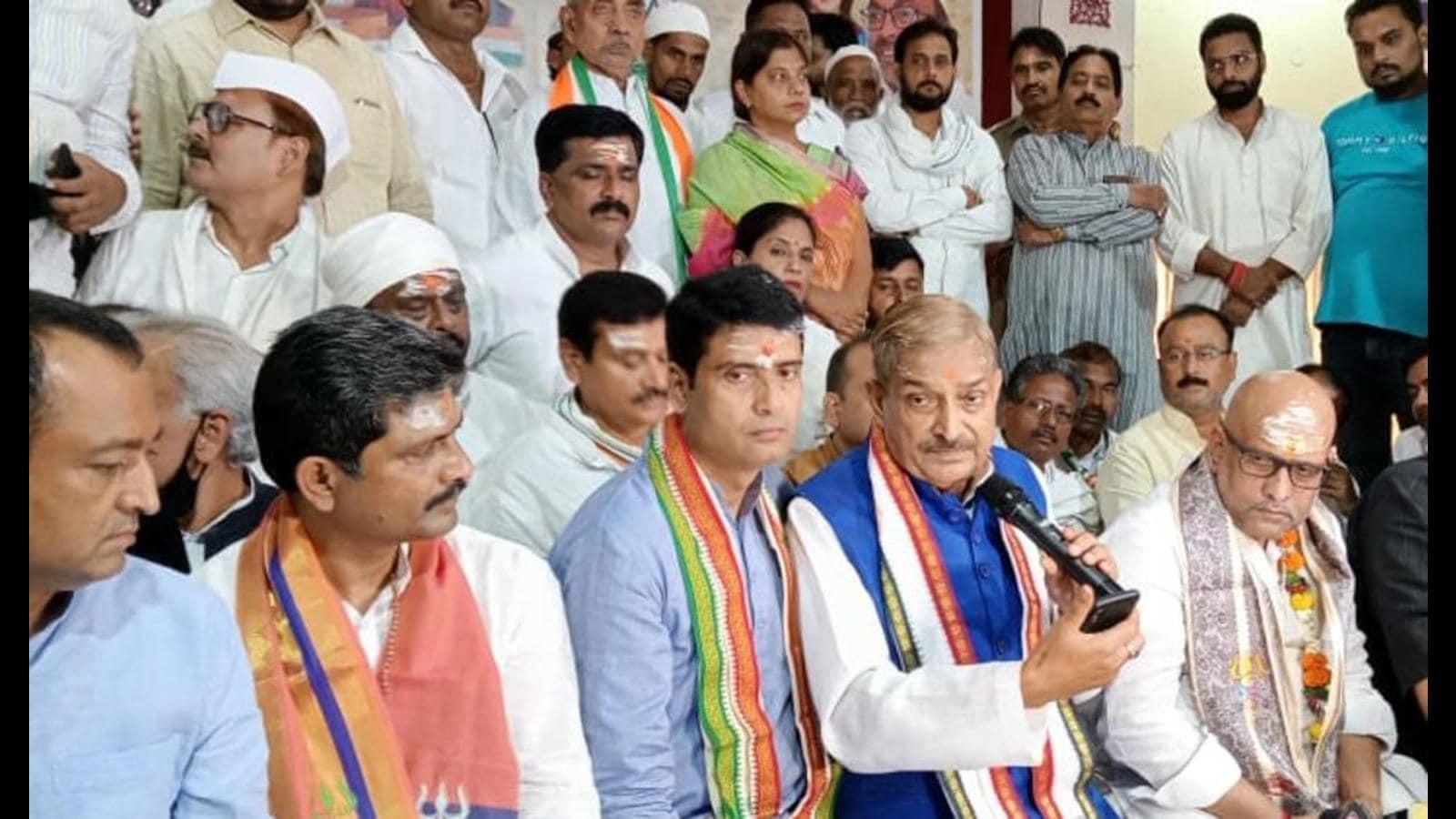 Pratigya Yatra: Congress fighting second freedom struggle to protect country, says Pramod Tiwari