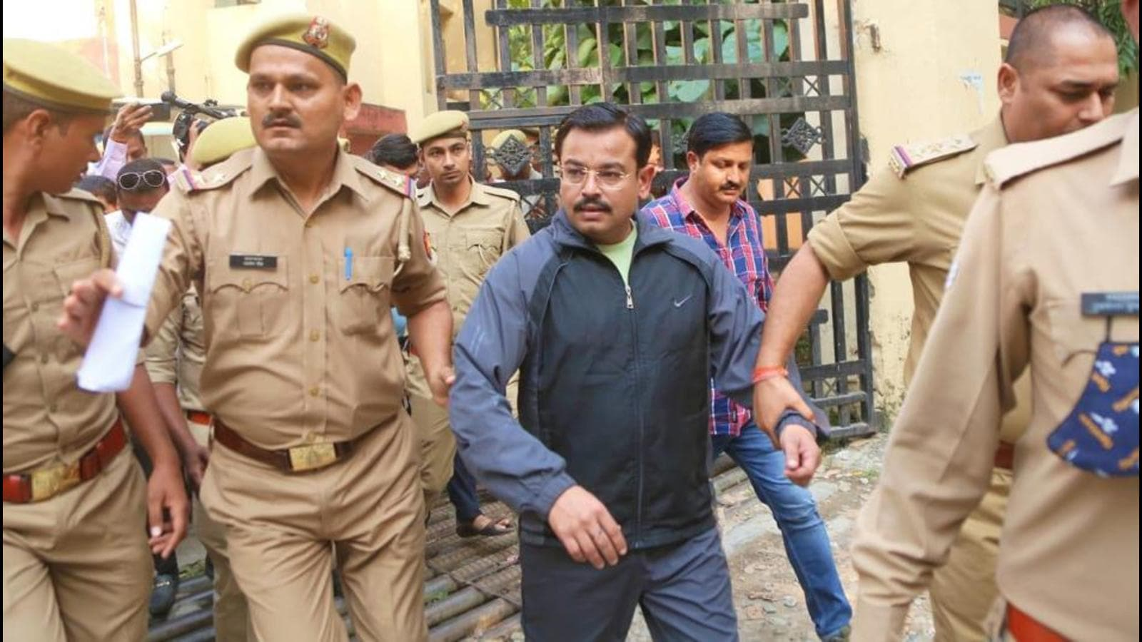 Three more held, 8 other accused including minister's son interrogated