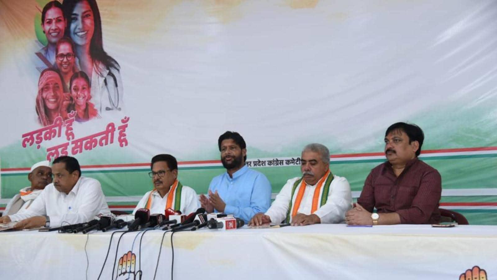 Uttar Pradesh Congress to launch fourth pratigya yatra from Gorakhpur after Diwali