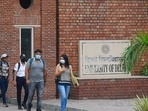 DU UG admission special cut-off list today; over 60,000 seats taken(HT Photo)