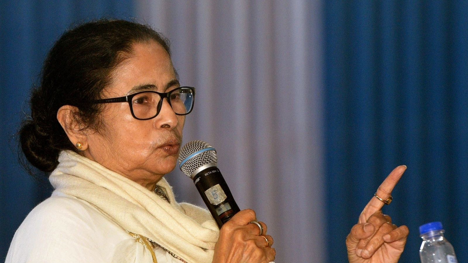 'Don't keep mask hanging from chin': Mamata amid recent spike in Covid cases