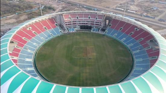 The Atal Bihari Vajpayee Ekana Stadium in Lucknow will host IPL matches. (FILE PHOTO)