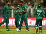 Pakistan pacer Haris Rauf registered his best-ever T20 bowling figures.(Getty)