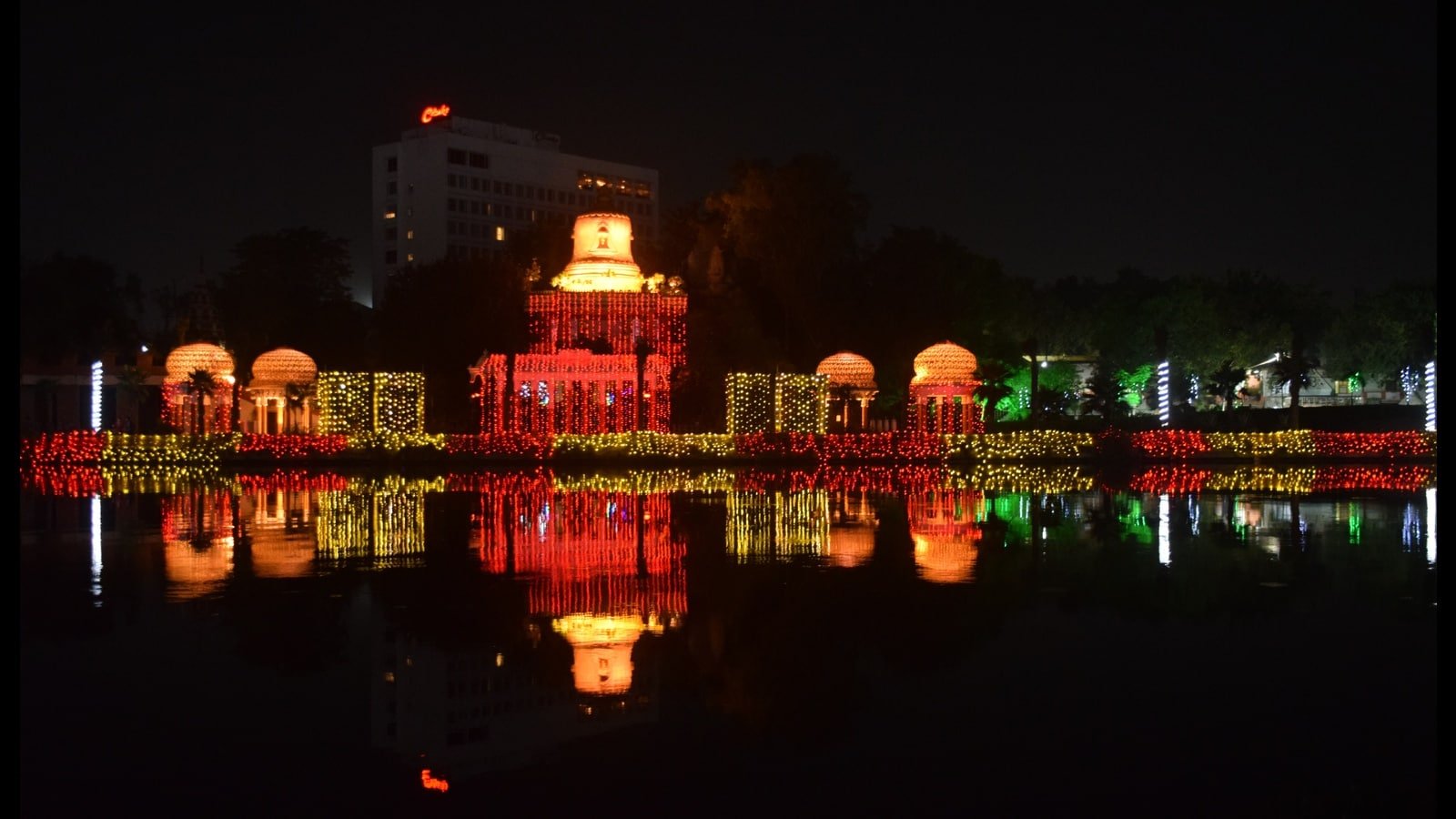Nine-day Diwali fair begins in Lucknow from Thursday, logo launched