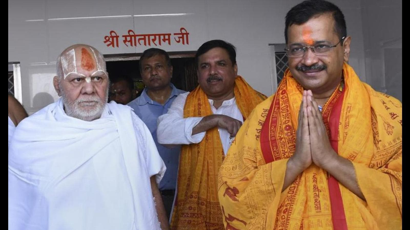 Ayodhya to be included in Delhi's free pilgrimage scheme, says Kejriwal