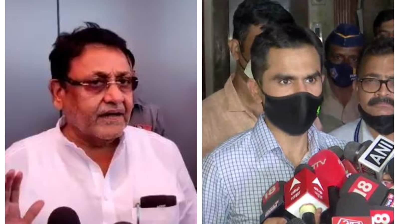 After birth certificate, Nawab Malik has another charge against Sameer Wankhede