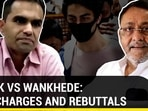 Extortion, forgery, phone tap: In Aryan Khan case, Maha minister Vs NCB's Sameer Wankhede explained