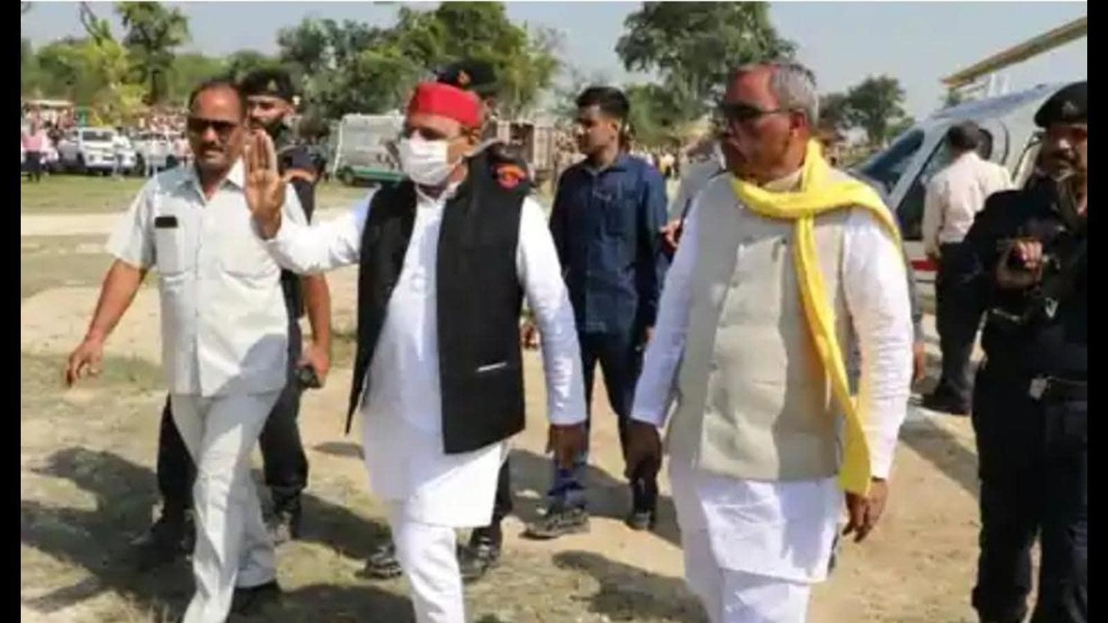 Future of Bhagidari Sankalp Morcha uncertain after SP-SBSP alliance