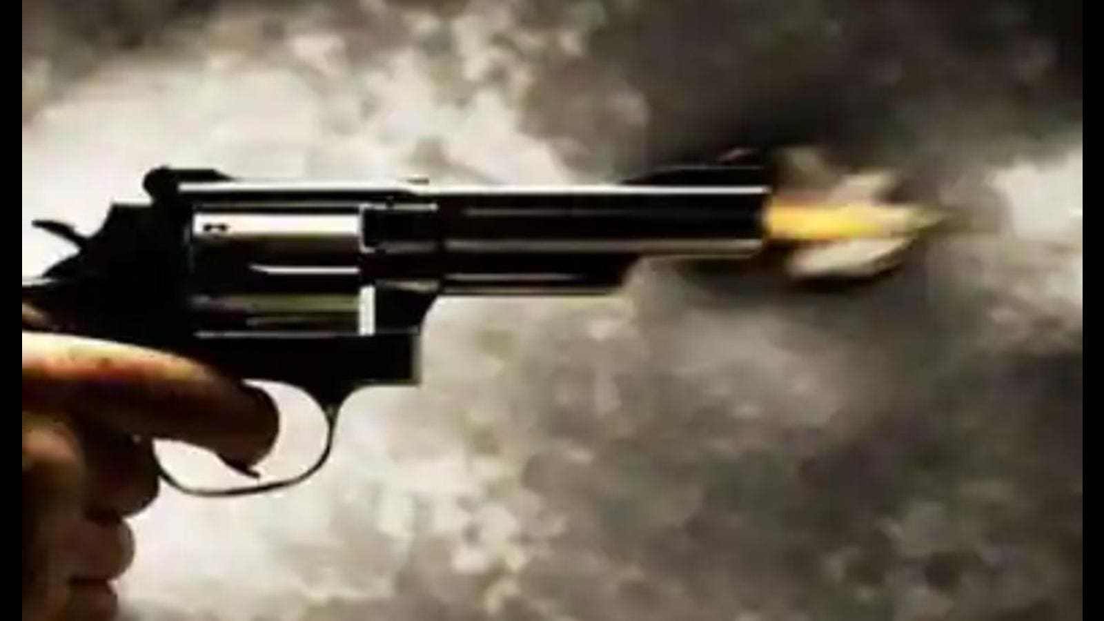 Sharpshooter accused of BJP leader's murder gunned down in Lucknow