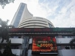 Sensex crashed 1159 points in closing bell due to across-the board selloff(REUTERS)