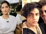 Sonam Kapoor reacts to Aryan Khan's bail.