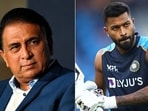 Sunil Gavaskar feels a certain 21-year-old youngster can bat at No. 6 for India.(Getty Images)