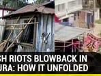 Bangladesh riots blowback in Tripura: How it unfolded