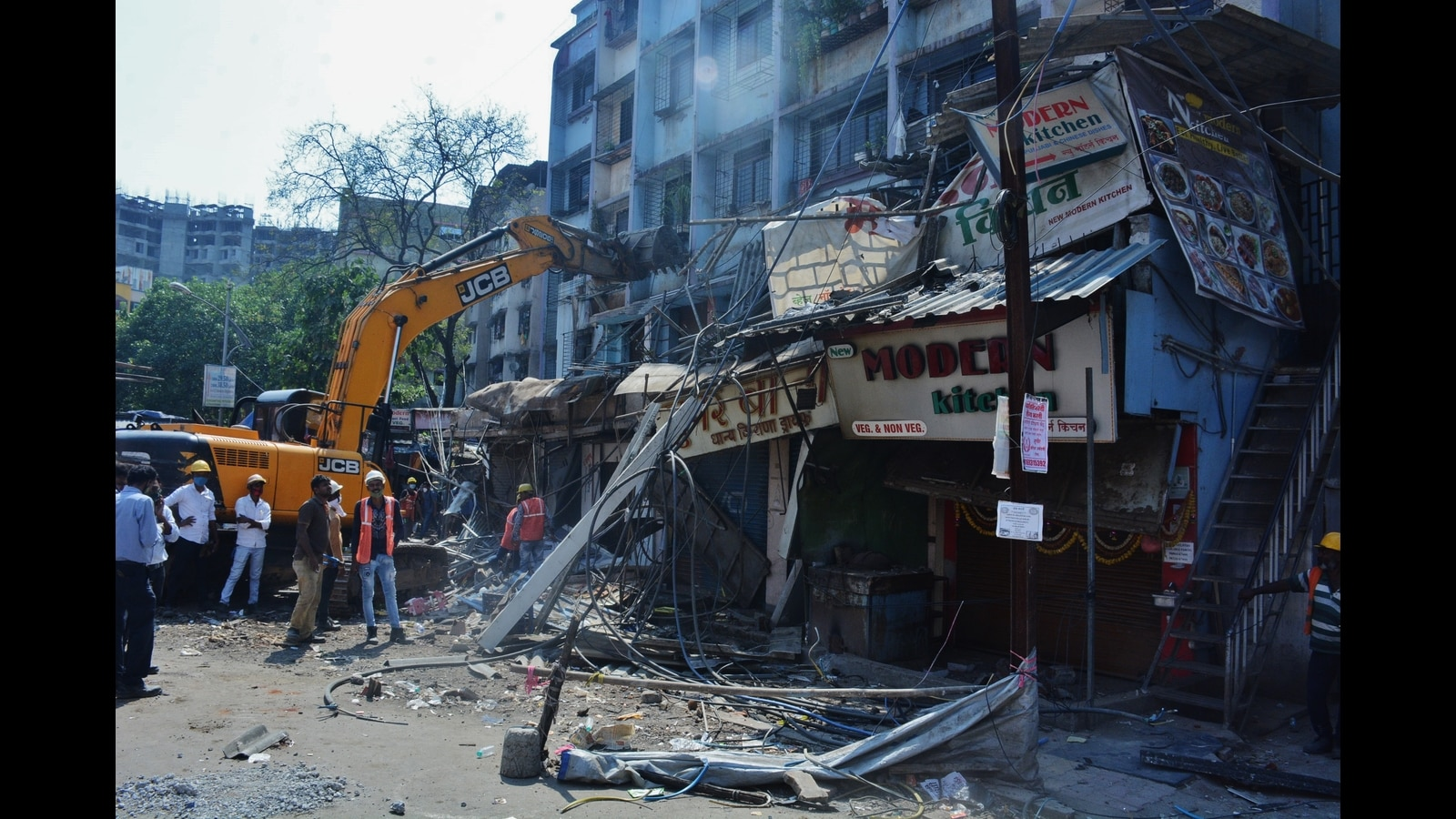 Kalyan Dombivli civic body to act on illegal, unsafe buildings