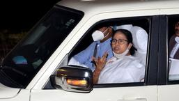 Mamata Banerjee lands in Goa on a 3-day outreach. 3 temple stops on her sked