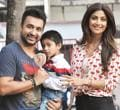 This is why protective mom Shilpa Shetty doesn't allow her son to watch TV