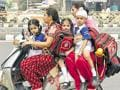 Muhawa mishap fallout: School vans on strike, parents have a tough day in Amrit...