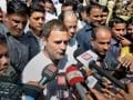 Rahul Gandhi granted relief in criminal defamation case