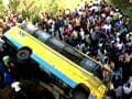 5 killed, 40 injured in bus mishap in Odisha's Angul
