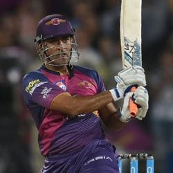For Rising Pune Supergiant  finisher MS Dhoni, 'no required rate too high'