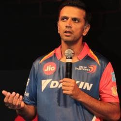 Funny that DD have a great run rate in IPL 2017, but are 6th in standings: Rahul Dravid
