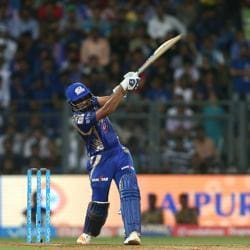 Rohit Sharma scores fifty in Mumbai Indians' unsuccessful chase in IPL 2017 T20