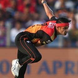How MS Dhoni's thrashing made Sunrisers Hyderabad pacer Siddarth Kaul wiser