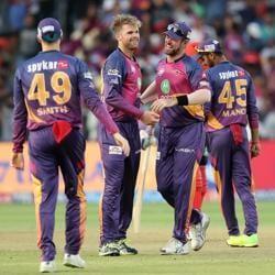 Full cricket score, IPL 2017, Rising Pune Supergiant vs Royal Challengers Bangalore:RPSrout RCB