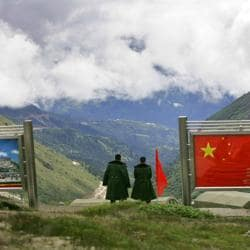 Sikkim stand-off