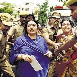 Deepa Jayakumar, niece of late chief minister J Jayalalithaa, has declared that she will oppose the government's attempts to take over the Poes Garden residence.