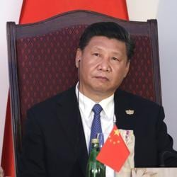 File photo of Indian Prime Minister Narendra Modi and Chinese President Xi Jinping during the BRICS Leaders Meeting with the BRICS Business Council in Goa in October 2016.