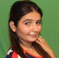 Harshita Dahiya was shot dead while she was returning in her car after performing at Chamrara village on Tuesday.