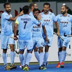India beat Malaysia in their Asia Cup hockey Super 4 encounter in Dhaka. Get highlights of India vs Malaysia, Asia Cup hockey, here.