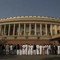 The impact of the Gujarat exit polls is likely to be felt in the House.