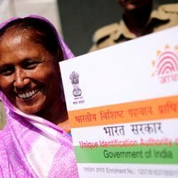 The Supreme Court said a five-judge Constitution bench will commence from January 17 next year final hearing on pleas challenging Aadhaar.
