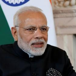 Prime Minister Narendra Modi emphasised that New Delhi wanted peace but would not tolerate terror and would give back 'strong answers', in the language adversaries understand