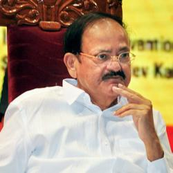 M Venkaiah Naidu rejected a notice by opposition parties seeking the removal of Chief Justice of India Dipak Misra.