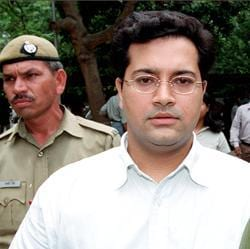 Manu Sharma, the main accused in Jassica Lall murder case.
