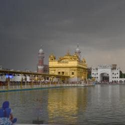 The Golden Temple at Amritsar is among the monuments  not included in the list.