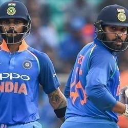 Virat Kohli, Rohit Sharma hold edge over Australia bowlers: Matthew Hayden