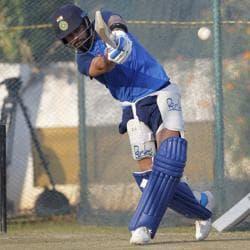 Ind vs Aus:Kohli & Co's preparations in full swing ahead of 1st T20 -Watch